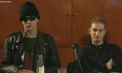 Alice In Chains rare interview