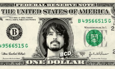 Dave Grohl money