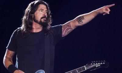 Dave Grohl pre show