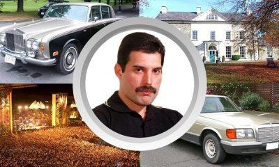Freddie Mercury networth