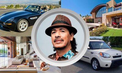Carlos Santana Networth
