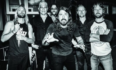 Foo Fighters break
