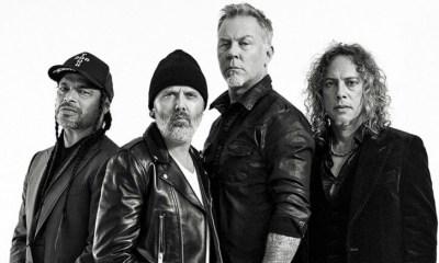 Metallica 2018 and 2019 tour