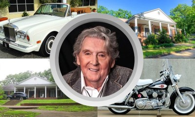 See Jerry Lee Lewis net worth, lifestyle, family, house and cars