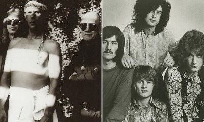 Spirit and Led Zeppelin