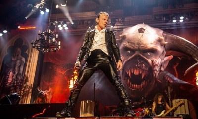 Iron Maiden 2019 tour
