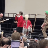 Red Hot Chili Peppers at halloween school