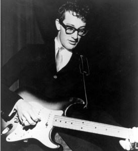 Buddy Holly Rock and roll paradise