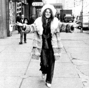 Janis Joplin in SanFran