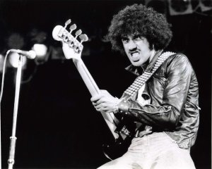 phil lynott of thin lizzie