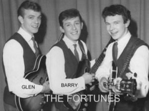 The Original Fortunes in 1963
