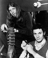 Duster Bennett with John Mayall