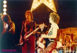 Jack Steve Currie and Marc Bolan