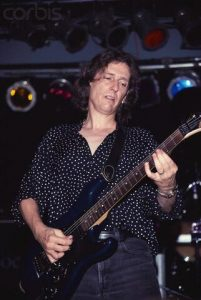 Allen Lanier, guitarist for Blue Oyster Cult