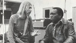 Two legends of Blues Rock