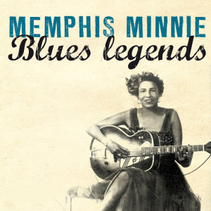 blues singer/songwriter/guitarist memphis Minnie