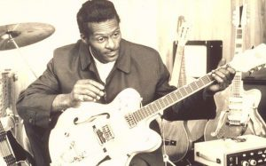 chuck berry rock and roll legend