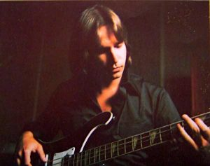 doug stegmeyer, bassist for the Billy Joel Band