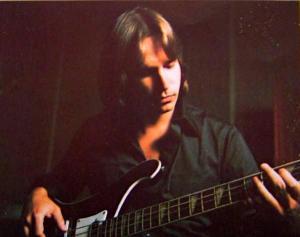 doug stegmeyer, bassist for the Billy Joel Band