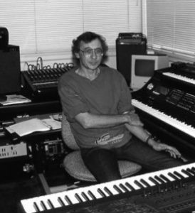 composer/songwriter jack nitzsche