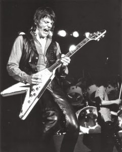 J.Geils, guitarist for the J.Geils Band