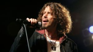 frontman Chris Cornell