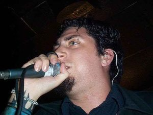 Matt Holt of Nothingface