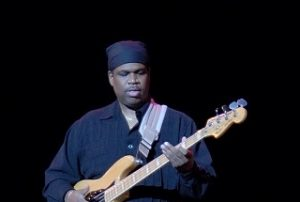 bass player for the Temptations