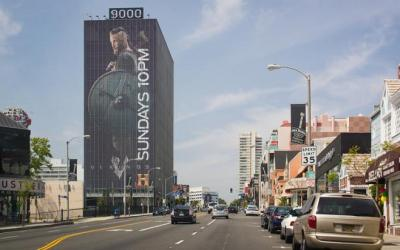 9000 Sunset Building – Home Of Music And PR Companies