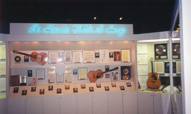 Alabama Music Hall of Fame In Tuscumbia