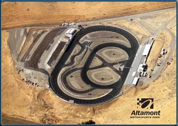 Altamont Motorsports Park