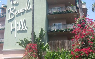 Beverly Hills Hotel – Rock Star Hangout & Hotel California Album Cover