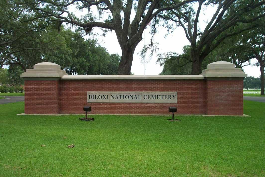 Biloxi National Cemetery