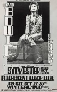 Bowie At Winterland
