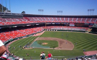 Candlestick Park – Site Of The Last Beatles Concert Performance