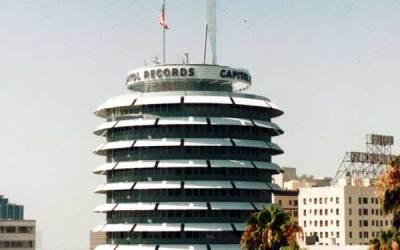 Capitol Records – The Beatles, The Beach Boys, Pink Floyd, Duran Duran