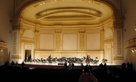 Carnegie Hall – Last Concert Performance Of R.E.M.