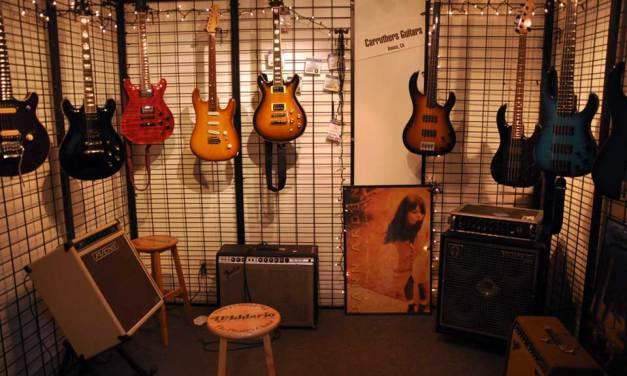Carruthers Guitar Shop