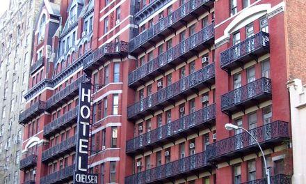 Chelsea Hotel – Sid Vicious Killed His Girlfriend, Nancy Spungen Here