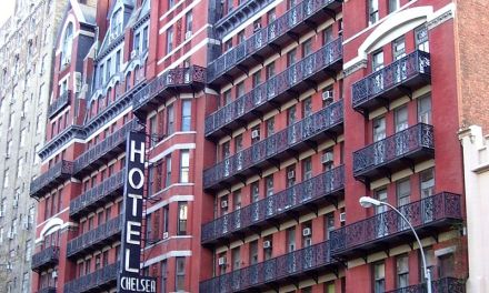 Chelsea Hotel – Sid Vicious Killed His Girlfriend, Nancy Spungen Here