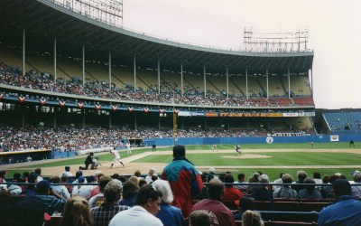 Cleveland Stadium – Home of World Series of Rock
