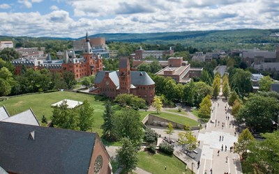 Cornell University In Ithaca Had Many Musical Alumni