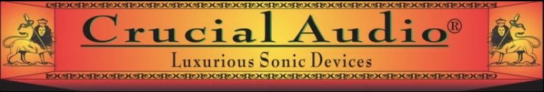 Crucial Audio Logo