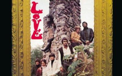 "Album Cover Location For Both ""Da Capo"" and ""Love"" By Love"