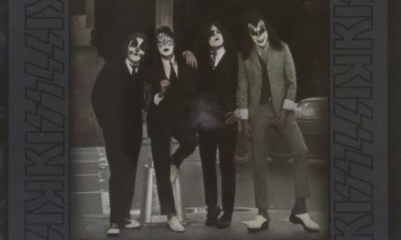 Dressed To Kill by KISS Album Cover Location