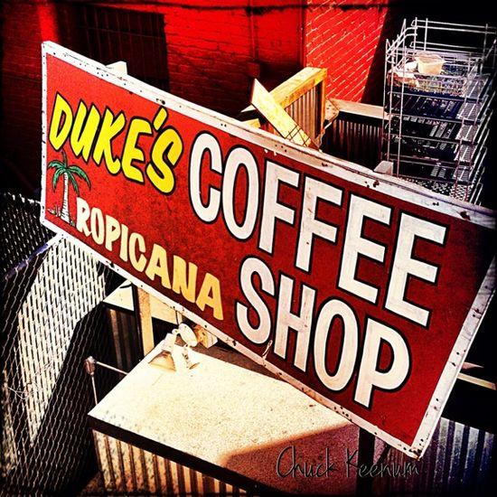 & Dukeu0027s Coffee Shop/London Fog - The Doors First Official Club Gig