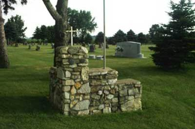 """Buried Here – Glen Buxton, Founding Member, Lead Guitar For """"Alice Cooper"""""""