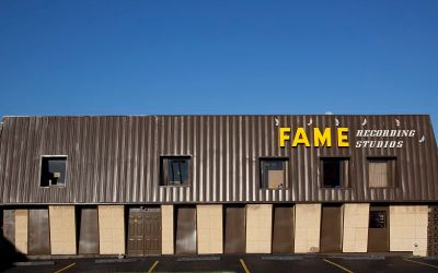 Fame Recording Studios In Muscle Shoals