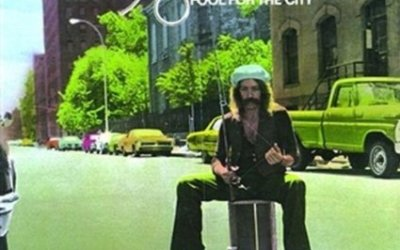 Fool For The City by Foghat Album Cover Location