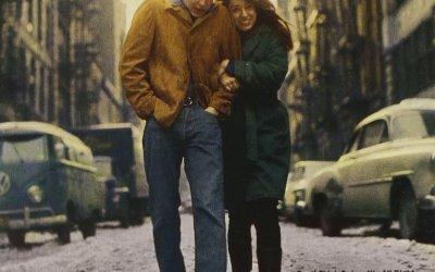 """""""Freewheelin' Bob Dylan"""" By Bob Dylan Album Cover Location"""